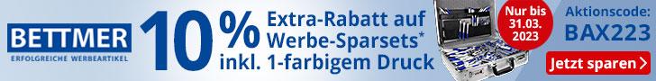 Werbebanner Bettmer DE Versandkosten geschenkt! 728x90